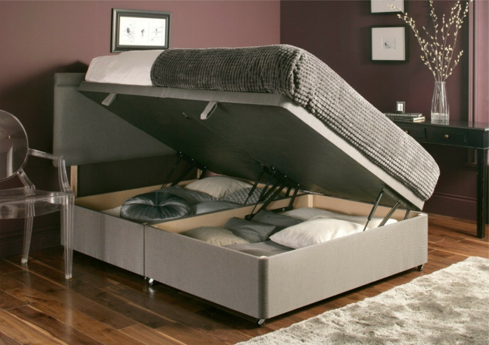 bett mit stauraum bett mit stauraum eine funktionelle alternative wie man bett europaletten. Black Bedroom Furniture Sets. Home Design Ideas