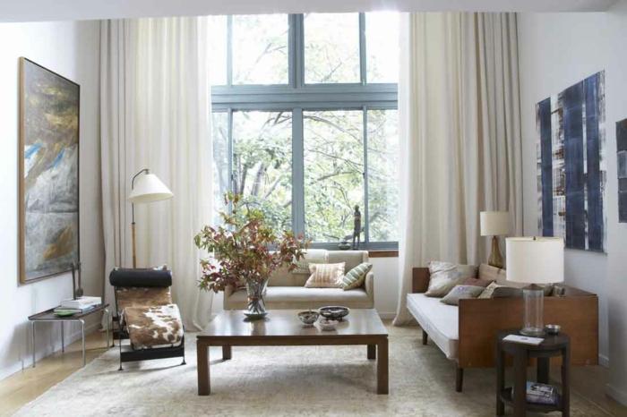 design : vorhänge wohnzimmer grün ~ inspirierende bilder von, Wohnideen design