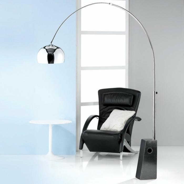 bogenlampe 15 elegante treffer aus dem amazon. Black Bedroom Furniture Sets. Home Design Ideas