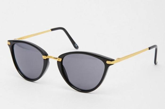 modische brillen aktuelle tendenzen 50er