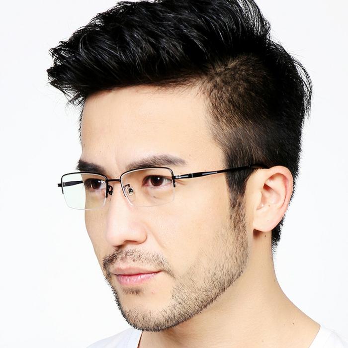 brillenmode modische brillen aktuelle tendenzen aktuell für männer