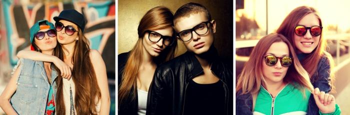 modische brillen aktuelle tendenzen aktuell
