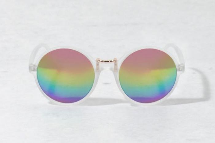 brillenmode modische brillen aktuelle tendenzen extravagant