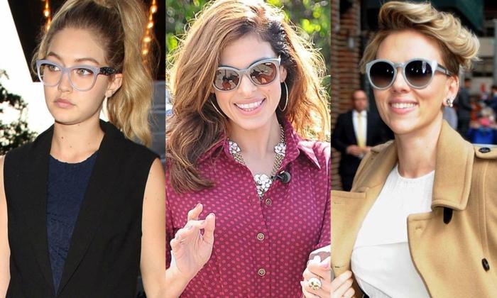 brillenmode modische brillen aktuelle tendenzen fruehling sommer 2016