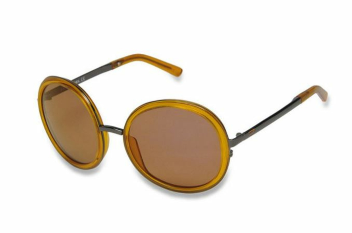 modische brillen aktuelle tendenzen große brille stubenfliege