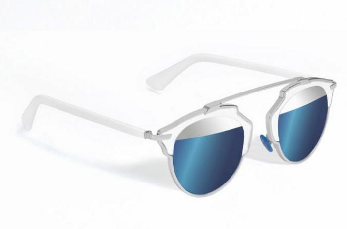 modische brillen aktuelle tendenzen material mix