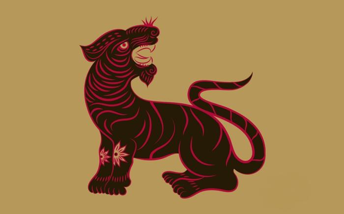 chinesische sternzeichen chinesisches horoskop tiger