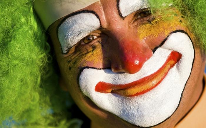 clown schminken leicht gemacht make up professionell