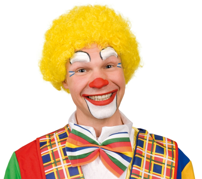 Clown Schminken Leicht Gemacht Lustige Ideen Und Anleitung