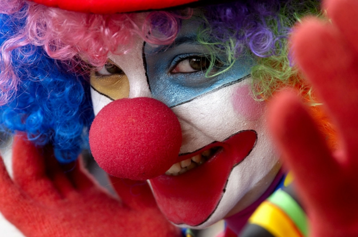 clown schminken make up professionell tutorial anleitung