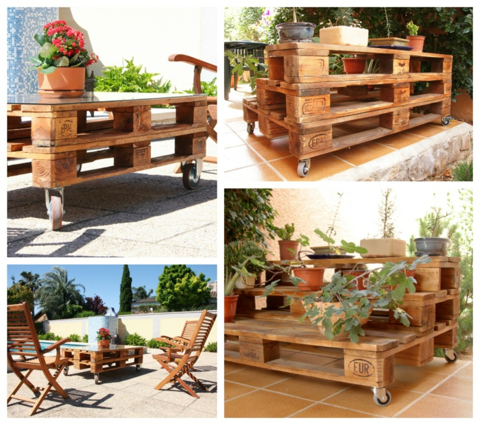 1001 upcycling dekoideen mit gebrauchten gegenst nden for Decoracion reciclaje muebles
