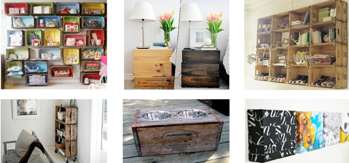 39 upcycling dekoideen mit gebrauchten gegenst nden. Black Bedroom Furniture Sets. Home Design Ideas