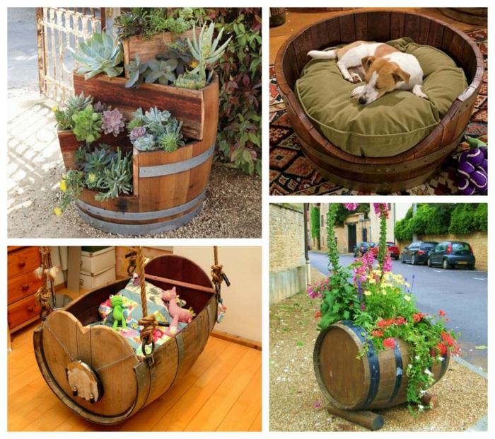 1001 upcycling dekoideen mit gebrauchten gegenst nden for Manualidades de jardineria