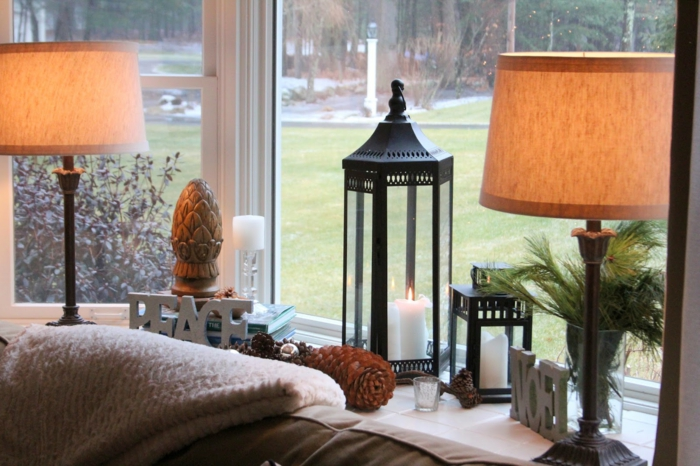 dekotipps f r die fensterbank inspiration f r die. Black Bedroom Furniture Sets. Home Design Ideas