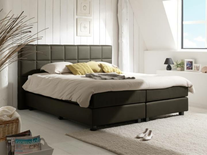 best boxspringbetten vor nachteile gut schlafen photos house design ideas. Black Bedroom Furniture Sets. Home Design Ideas