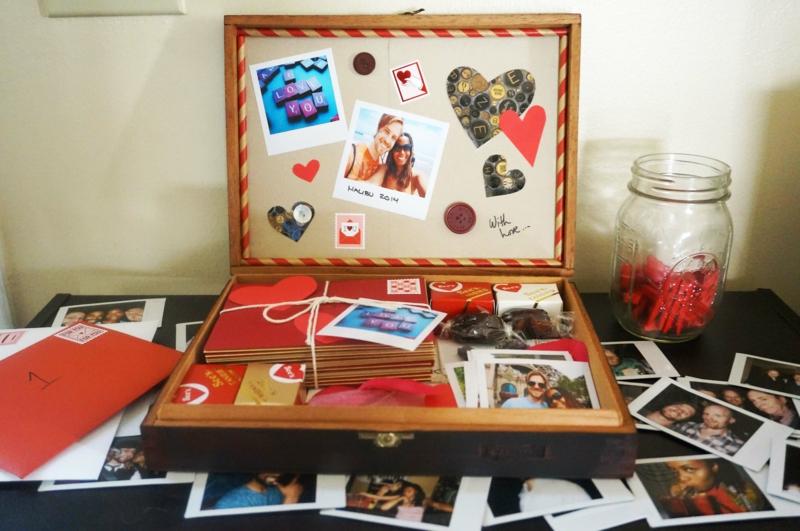 die schönste Liebeserklärung Bilder Schatzkasten zum Valentinstag