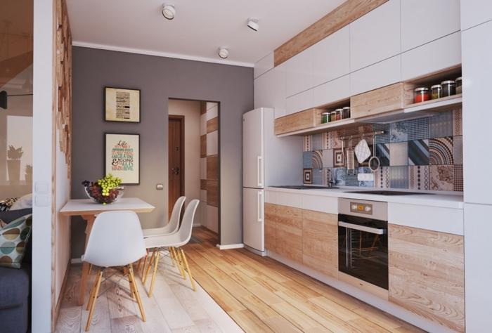 39 Einrichtungsideen für Ihre ganz besondere Küche | {Skandinavische kücheneinrichtung 88}