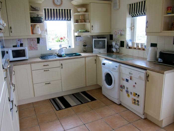 Waschmaschine In Kuche
