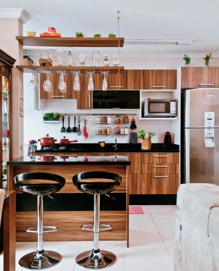 Bartheke Für Küche ~ Kreative Ideen Für Design Und Wohnmöbel