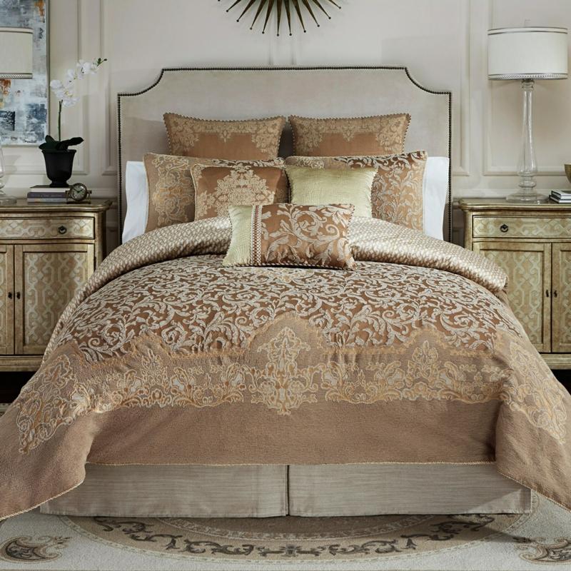 elegante Bettwäsche im klassischen Stil