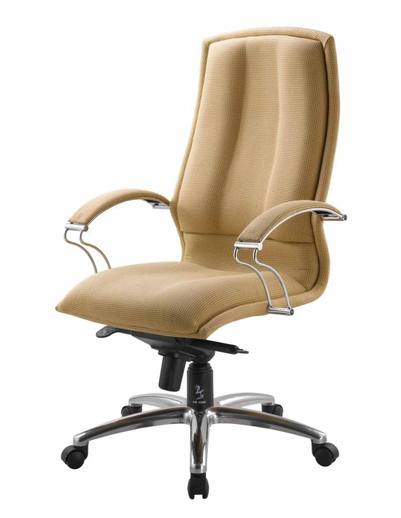 Schreibtischstuhl ergonomisch test  Ergonomischer Bürostuhl: Schäden an der Wirbelsäule verhindern