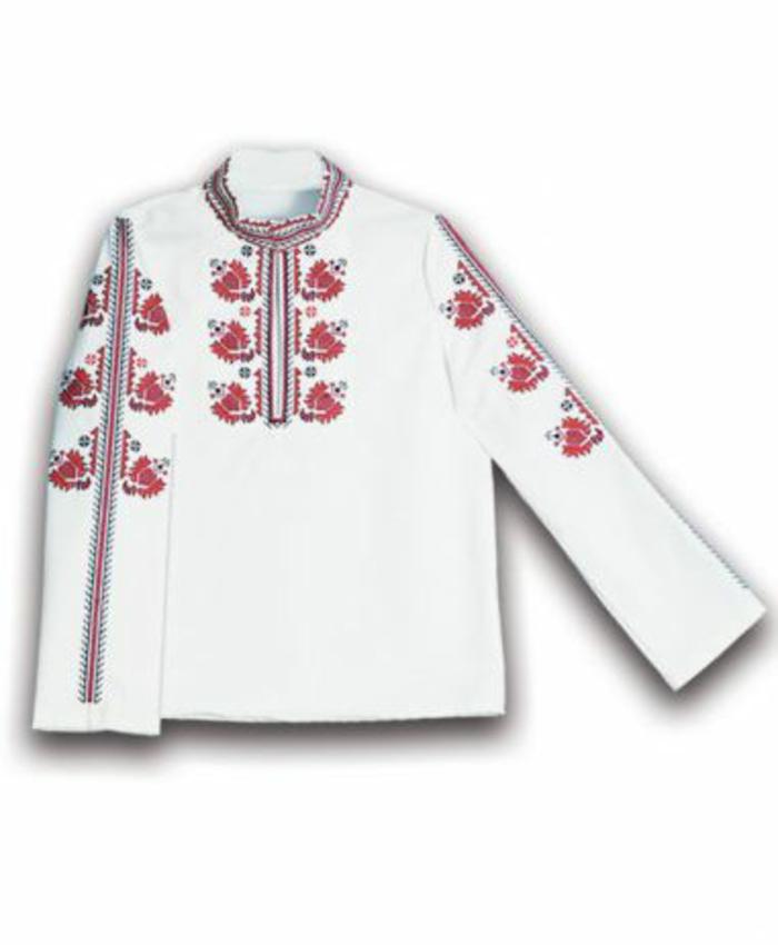 kleidung ethno mode ethno muster Stickerei valentino mode tracht ethno schal hemd kleid