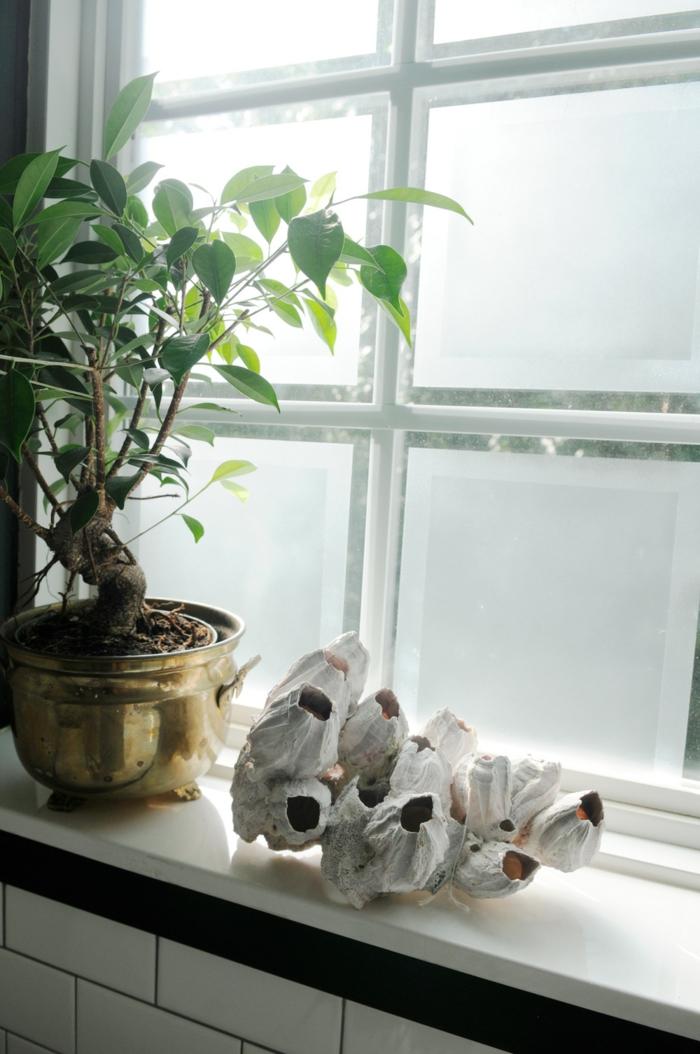 Babybrei Und Fashionallerlei: Deko - Fensterbank. Besonders ... Deko Fensterbank Wohnzimmer