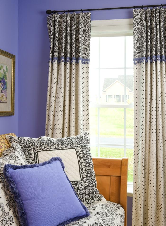 Schlafzimmer Gardinen Blickdicht : Gardinen Schlafzimmer Blickdicht  gardinen blickdicht frisches