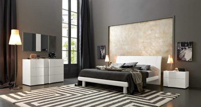 schlafzimmer gardinen blickdicht verschiedene ideen f r die raumgestaltung. Black Bedroom Furniture Sets. Home Design Ideas
