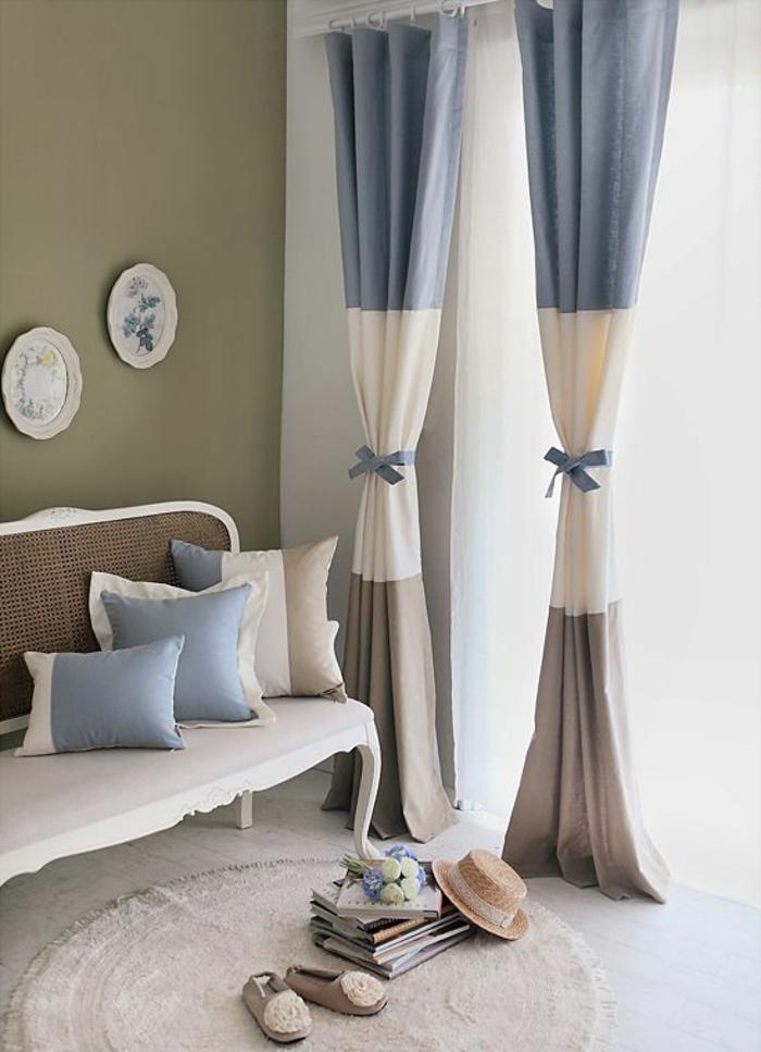gardinenstoffe vorhangstoffe vorhänge modernes design streifen heimtextilien