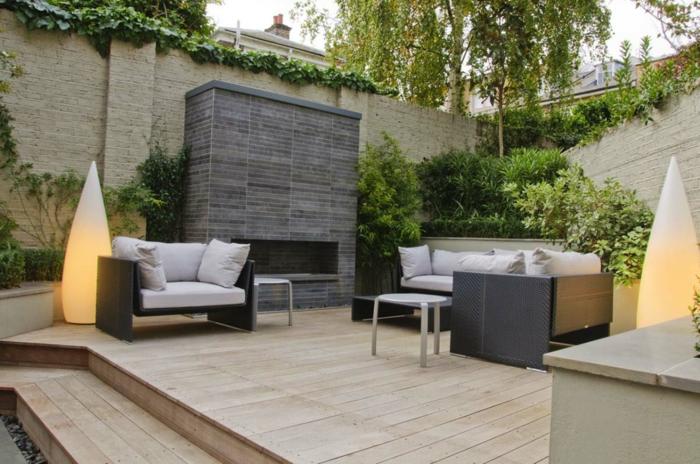 110 garten gestalten ideen in city style wie sie den au enbereich verwandeln. Black Bedroom Furniture Sets. Home Design Ideas
