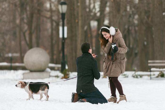 geschenk zum valentinstag überraschung heiratsantrag machen romantisch