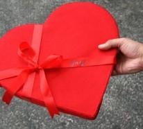 Romantisches Geschenk zum Valentinstag verschenken– originelle und romantische Geschenkideen