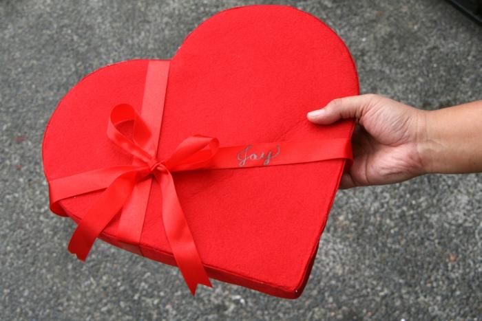 Geschenke Zum Valentinstag Romantisch Herz Lifestyle Trends