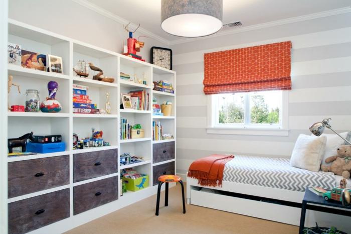 kinderzimmer regal wand bibkunstschuur. Black Bedroom Furniture Sets. Home Design Ideas