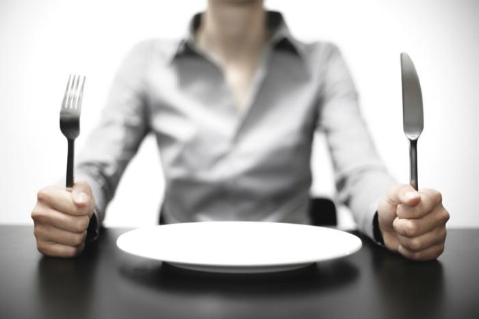 gesundes essen hungrig sein gesunde sattmacher