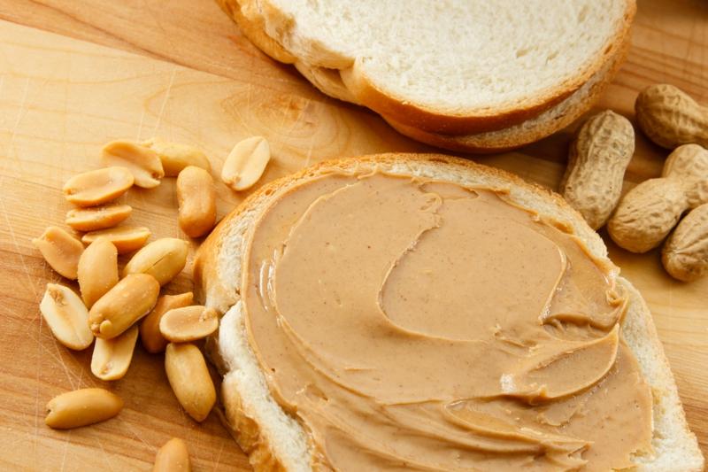 gute Proteinquellen pflanzliches Eiweiß Erdnussbutter