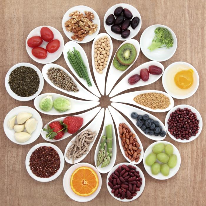 haarpflege tipps gesunde nahrung mineralien vitamine