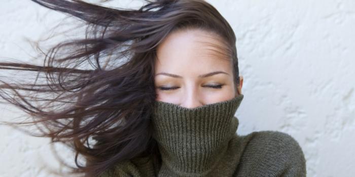 haarpflege tipps winter gesundes leben richtige ernährung