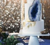24 wunderschöne Hochzeitstorten als Inspiration für Ihren großen Tag