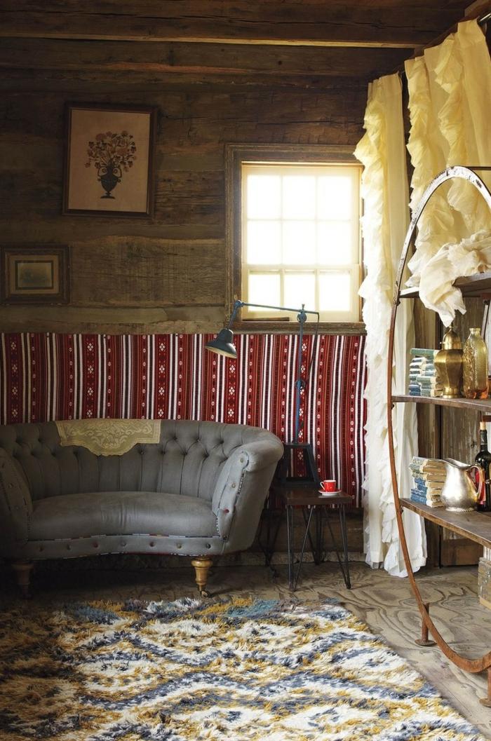 holz wandpaneele wohnideen frische muster wandverkleidung