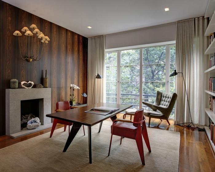 63 wandpaneele holz die den raum ganz individuell. Black Bedroom Furniture Sets. Home Design Ideas