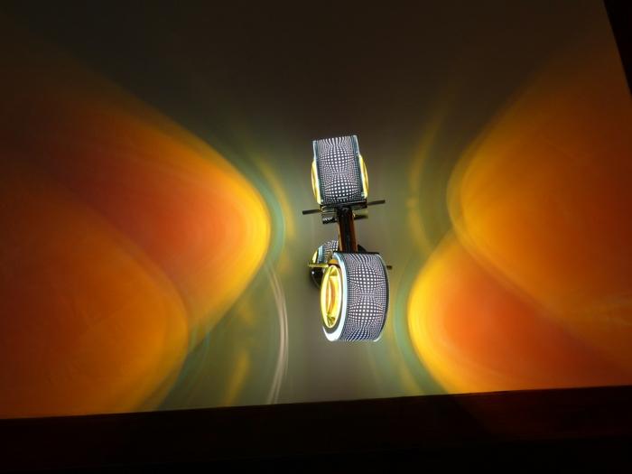indirektes Licht indirekte beleuchtung decke dunkeles interior leuchte wandbeleuchtung fragment
