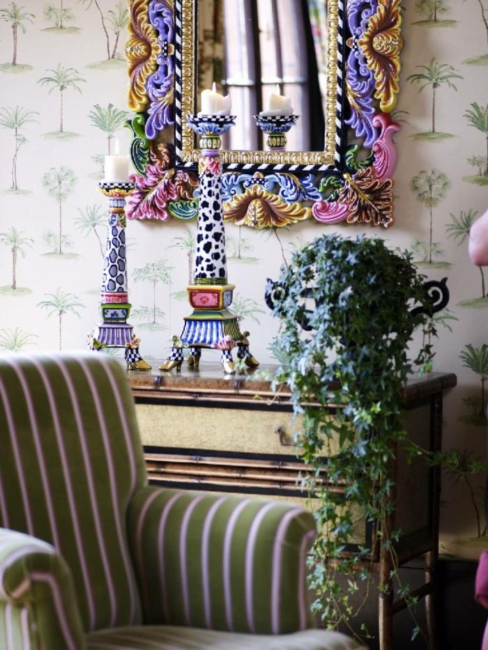 einrichtungsbeispiele raumgestaltung inneneinrichtung ideen inneneinrichter wohnideen einrichtung ideen barock klassik gaudi spiegel