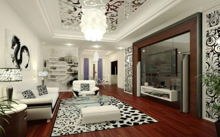 einrichtungsbeispiele raumgestaltung inneneinrichtung ideen inneneinrichter wohnideen eklektizismus einrichtung ideen wohnzimmer dekadenz