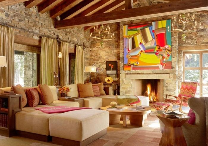 einrichtungsbeispiele raumgestaltung inneneinrichtung ideen inneneinrichter wohnideen eklektizismus einrichtung ideen wohnzimmer ideen expressiv