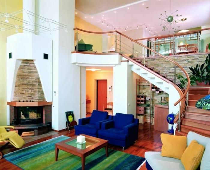 einrichtungsbeispiele raumgestaltung inneneinrichter wohnideen eklektizismus einrichtung ideen wohnzimmer ideen vollton