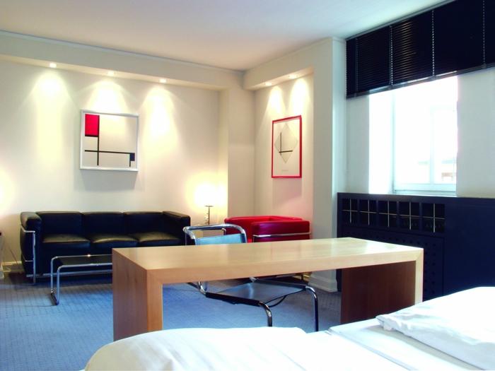 111 einrichtungsbeispiele f r individuelle und stilvolle - Bauhausstil inneneinrichtung ...