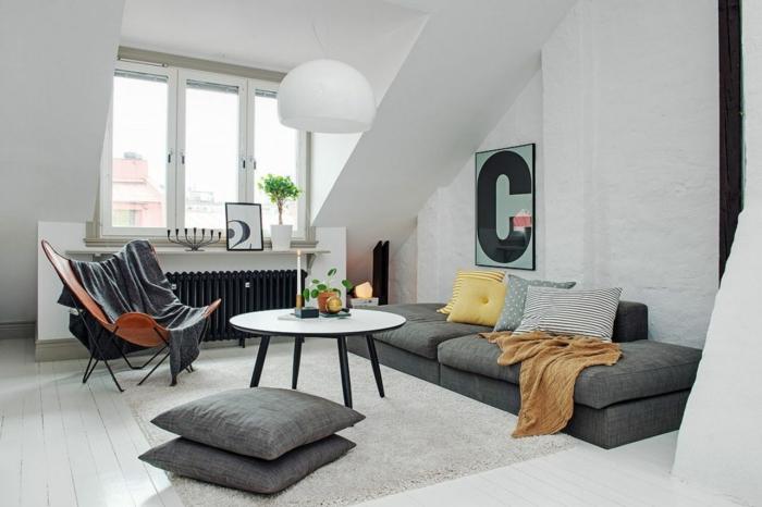 einrichtungsbeispiele raumgestaltung inneneinrichtung ideen inneneinrichter wohnideen minimalismus purismus reduktion dachboden