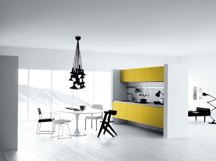 einrichtungsbeispiele raumgestaltung inneneinrichtung ideen inneneinrichter wohnideen minimalismus purismus reduktion kueche